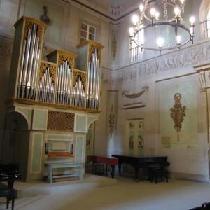 Festival Organistico: a Pistoia dal 25 al 30 settembre