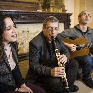 Sabato 3 marzo – Trio Correnteza, Saloncino della Musica