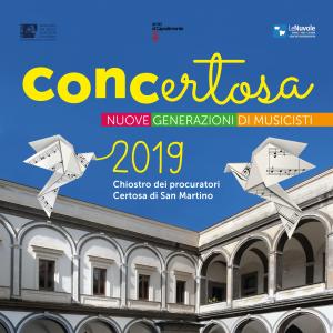 (IT) CONCERTOSA 2019 – Nuove generazioni di musicisti