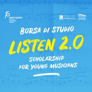 (IT) BANDO LISTEN 2.0 – Edizione 2019/20