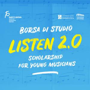 LISTEN 2.0 2019/2020 – Online la graduatoria
